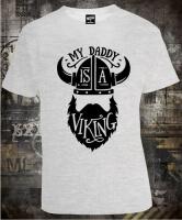 Футболка My Daddy is a Viking