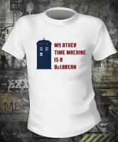 Футболка My Other Time Machine