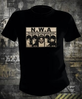 Футболка NWA Most Dangerous