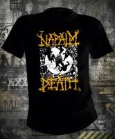 Футболка Napalm Death Utilitarian