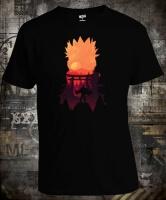 Футболка Naruto Art Black