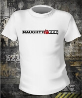 Футболка Naughty Dog