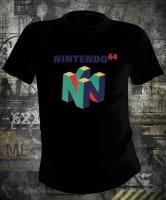Футболка Nintendo 64 Logo