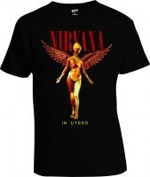 Футболка Nirvana In Utero Cover