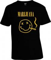 Футболка Nirvana Marijuana