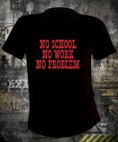 Футболка No school
