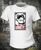 Футболка Obey Futurama Frog