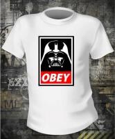 Футболка Obey Star Wars муж XXL