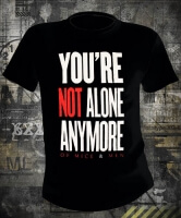 Of Mice & Men Not Alone