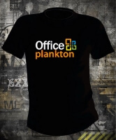 Футболка Office plankton