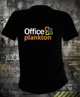 Футболка Office planktonмуж. XL