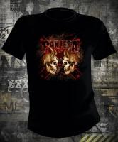 Pantera Double Skull