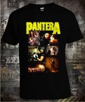 Pantera Live Photos Collage