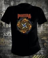 Футболка Pantera Skull Blade