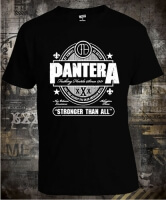 Футболка Pantera Stronger Than All