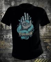 Футболка Papa Roach Eye Hand