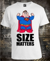 Peter Griffin Size Matters