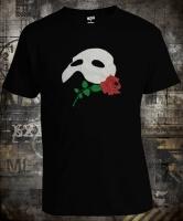 Футболка Phantom of the Opera