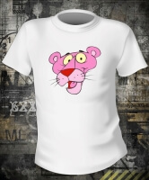 Pink Panther Face