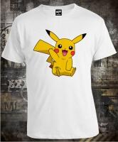 Футболка Pokemon Pikachu Hi