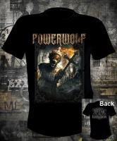 Футболка Powerwolf Preachers Of The Night