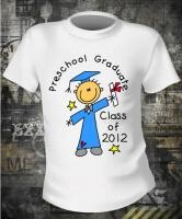 Футболка Preschool Graduate Boy