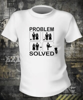 Футболка Problem Solved Groom