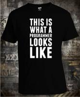 Футболка Programmer Looks Like