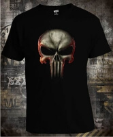 Punisher Color Skull