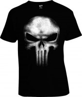 Футболка Punisher Grunge