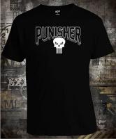 Футболка Punisher Logo