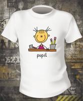 Футболка Pupil Girl