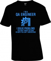 Футболка QA Engineer