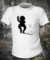 Rabbit Gangnam Style Hand Shadow