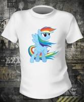Футболка Rainbow Dash