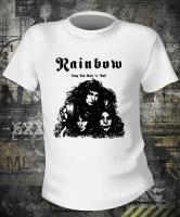 Футболка Rainbow Long Live Rock'n'Roll