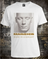 Футболка Rammstein Made In Germany