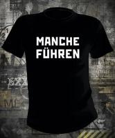 Футболка Rammstein Manche Fuhren