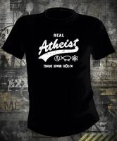 Футболка Real Atheist