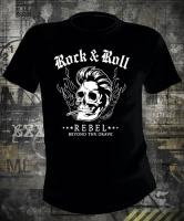 Футболка Rebel Rock & Roll