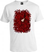 Футболка Redhead Girl