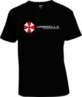 Футболка Resident Evil Umbrella Corporation