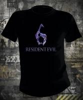 Футболка Resident Evil 6