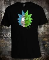 Футболка Rick And Morty Get Toxic