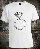Футболка Ring With Diamond