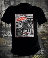 Rob Zombie Show Poster