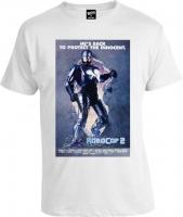 Футболка Robocop 2 Poster