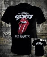 Футболка Rolling Stones US Tour 78