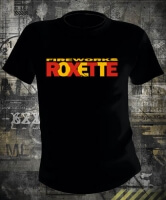 Футболка Roxette Fire Works