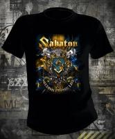 Футболка Sabaton Swedish Empire Live